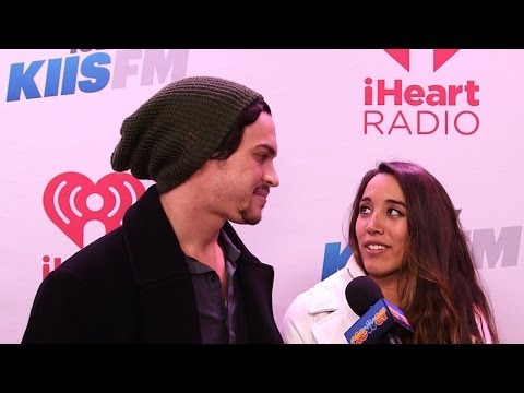Alex & Sierra on Having #1 Song on iTunes! - JINGLE BALL 2013 X-Factor Interview