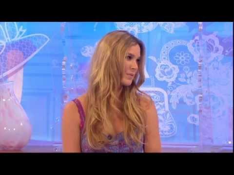 Joss Stone's interview on Loose Women (ITV Britsh Channel)