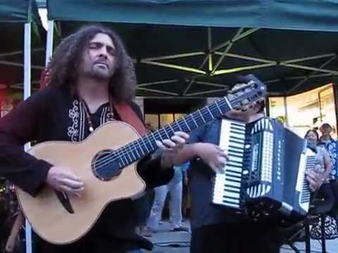 The Happy Song by Johannes Linstead at 2014 Beaches Jazz Festival