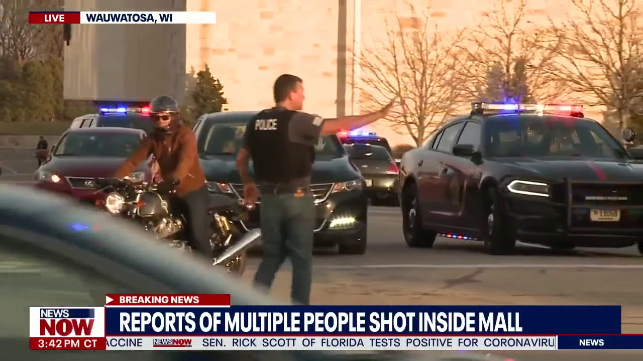 BREAKING: Reports of Active Shooter at Mayfair Mall in Wisconsin - NewsNOW from FOX