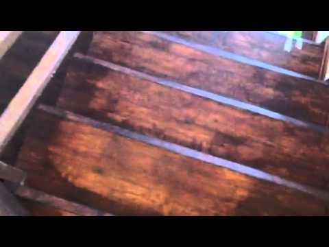 Escalera y piso vinil fantasy youtube - Piso de vinil en rollo ...