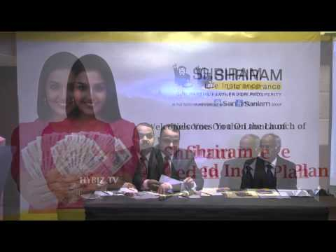 Shriram Life Assured Income Plan Launched By Shriram Life Insurance-Hybiz.tv