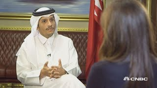 Qatari foreign minister: No progress yet on solving Gulf blockade | Street Signs Europe