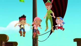 Фото Джейк и пираты нетландии песня ( Я лечу).