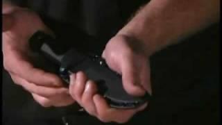 Cold Steel SRK (Fixed Blade Knife)