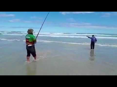Rock & Surf Fishing Cape Town Kabeljou