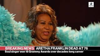 Aretha Franklin dies at age 76: Special Report
