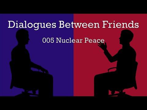 dialogue between five friends