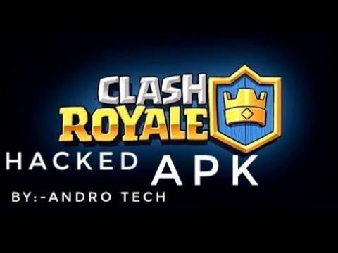 clash of royale hack apk download 2018