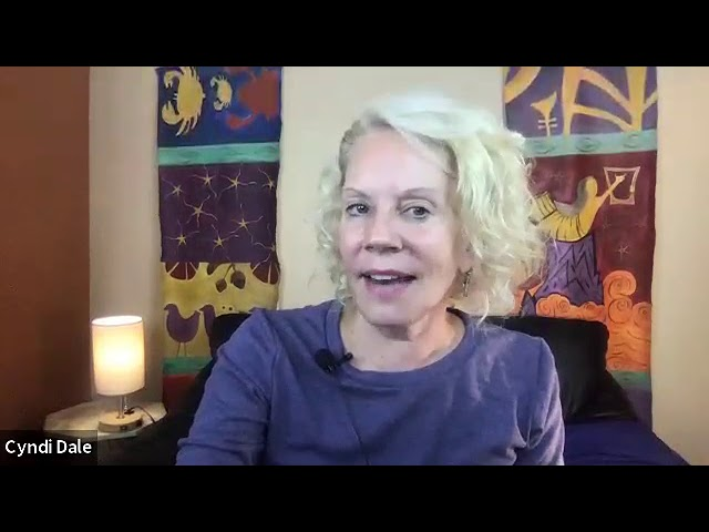 Cyndi Dale First Unity Spiritual Campus LIGHT! December 6 2020