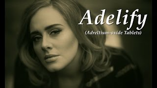 Adelify: A new cure for Adele induced depression!