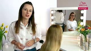 Jak zrobić warkocz holenderski? Tutorial Hair Coach Wella Academy Polska