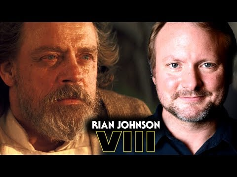 Star Wars! Rian Johnson's Hard Time With Luke's Death! The Last Jedi