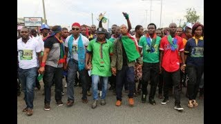 We'll Protest Outside Nigeria To Tell The World Buhari Has Failed, Says Ijaw Youth Council