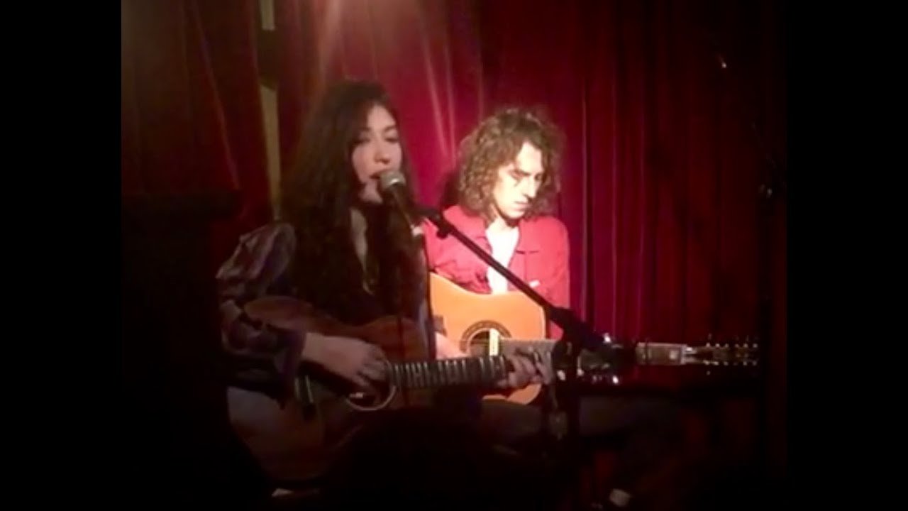 """small town girl"" live at green note"