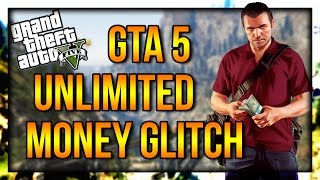 gta 5 new solo unlimited money glitch after patch 1 24 1 26 xbox 360 xbox one ps3 ps4