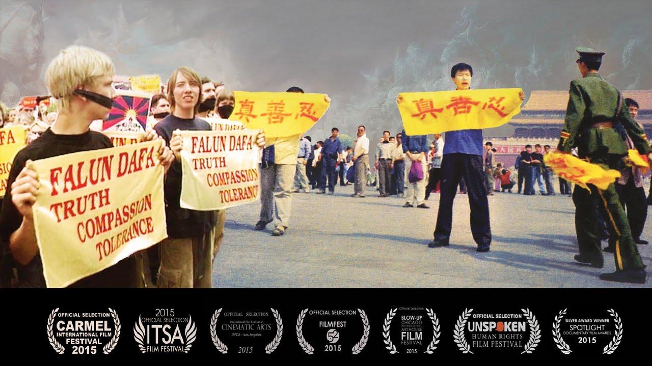 Pronásledování Falun Gongu - Krátký film