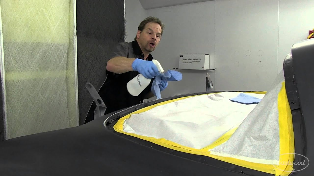 how to prep your car for paint with kevin tetz at eastwood youtube. Black Bedroom Furniture Sets. Home Design Ideas