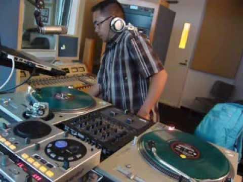 DJ EMAN LIVE @ studio