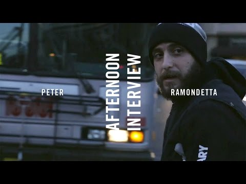 What Youth: Afternoon Interview - Peter Ramondetta