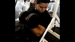 Define your Biceps with just 4 Bicep Exercises - Best Biceps Workout