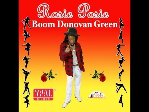 Boom Donovan Green Rosie Posie