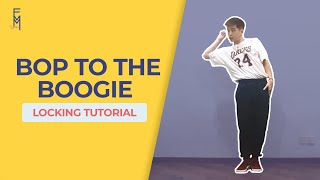 Bop To The Boogie Locking Dance Tutorial With Bryan Kang | Free Movement Studio FREE Lesson