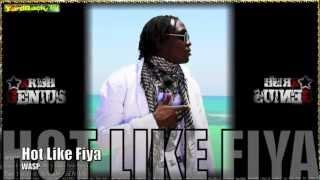 Wasp - Hot Like Fiya (Raw) [Overtime Riddim] July 2012