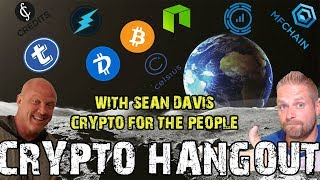 "Crypto Hangout with Sean Davis ""Crypto for the People"""