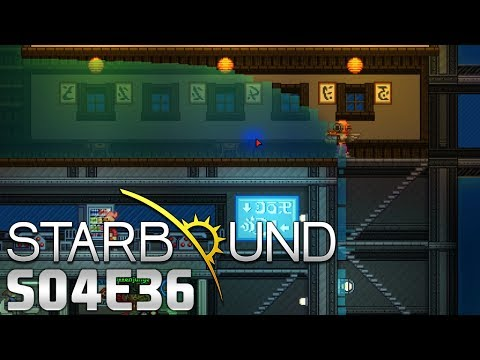 STARBOUND 🌠 S04E36 • DIE FLUT: Just Rapture Things...