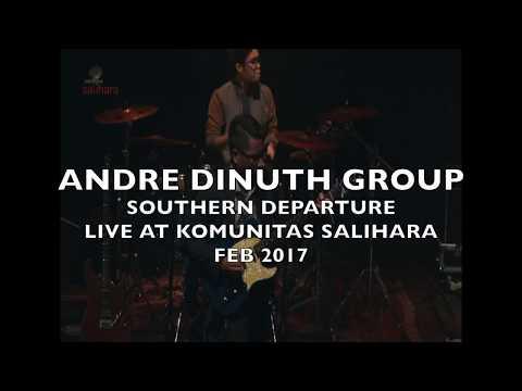 ANDRE DINUTH GROUP - LIVE AT KOMUNITAS SALIHARA