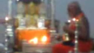 See the miracle Guru Ragavendra Swami