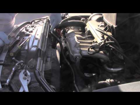 Volvo s60 T5 How to clean or replace throttle body – ETM , Part 1 – Beginner's Guide DIY