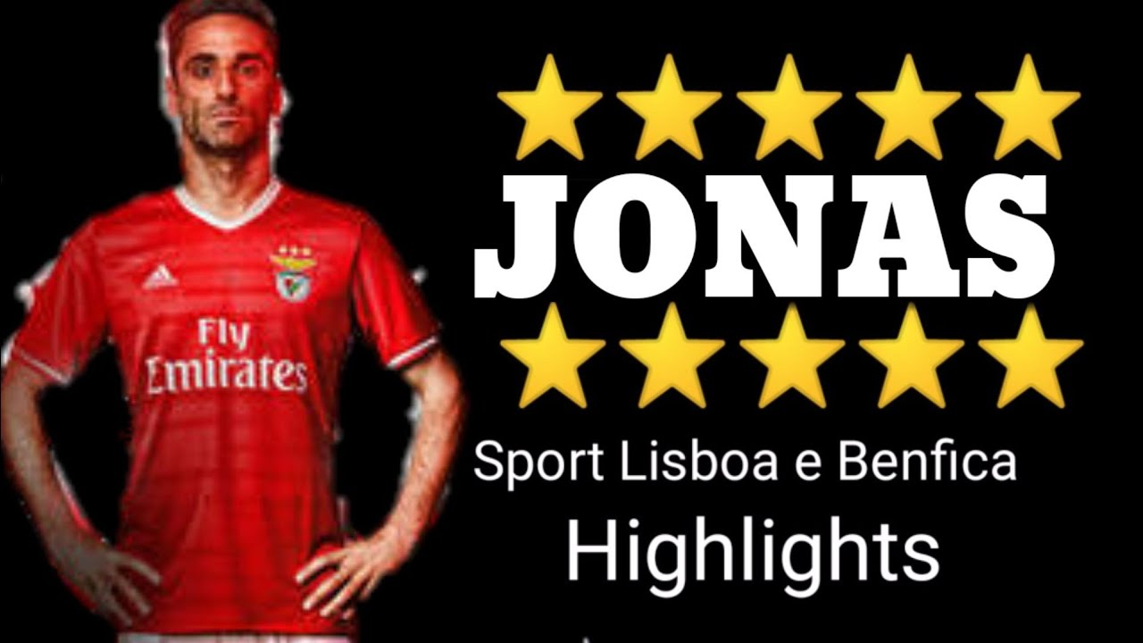 reputable site 3ed94 07fab Jonas - [Sl Benfica] - Goals,Skills and dribles