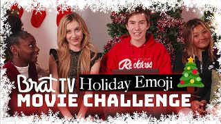 Holiday Emoji Movie Challenge | Brat TV