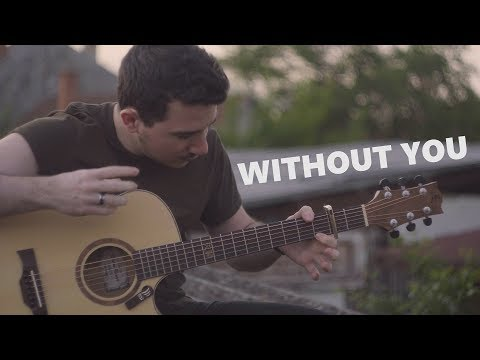 Avicii - Without You - Fingerstyle Guitar Cover