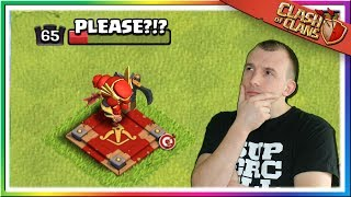 I NEVER THOUGHT THIS WOULD HAPPEN?! Clan War League Queen Charge LavaLoon at TH12 (Clash of Clans)