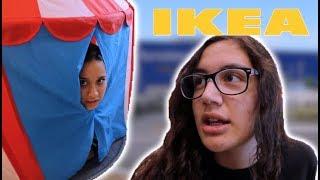 Getting lost in the biggest IKEA in America!!!