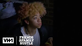 King Wants To Be Homeschooled To Focus on Music | T.I. & Tiny: Friends & Family Hustle