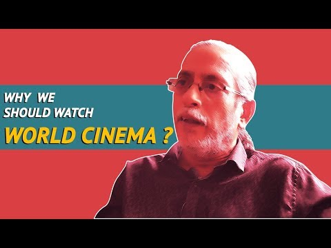 Why We Should Watch World Cinema | Interview With Mk Mani | Missed  Movies