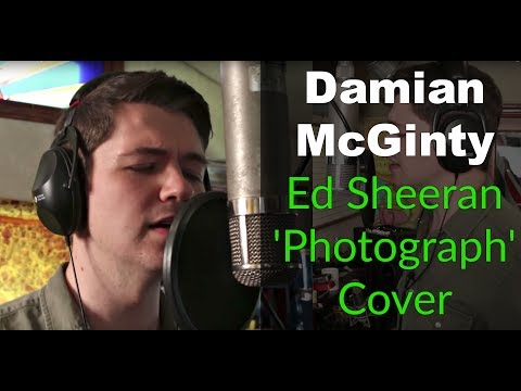 Damian McGinty Cover of Ed Sheeran's 'Photograph' Warren Huart: Produce Like A Pro
