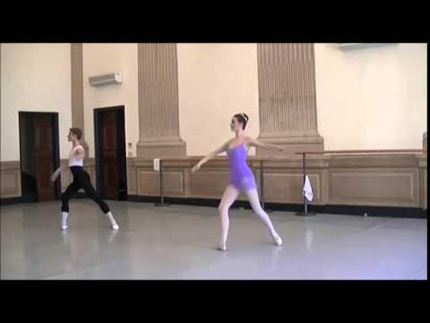 Elena Spiller - Russian Ballet College