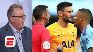 Steve Nicol praises new handball law that negated Gabriel Jesus' goal | Premier League