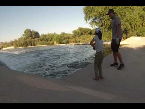 Urban fishing Las Vegas NV