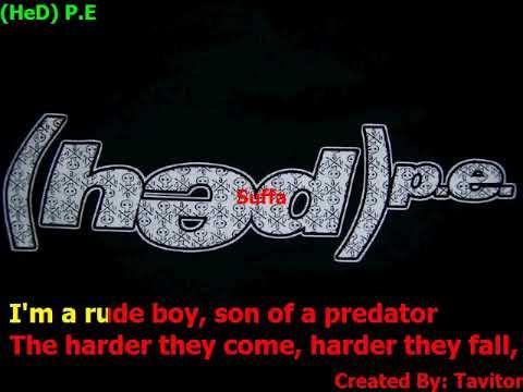 HeD P E   Suffa (Karaokê)