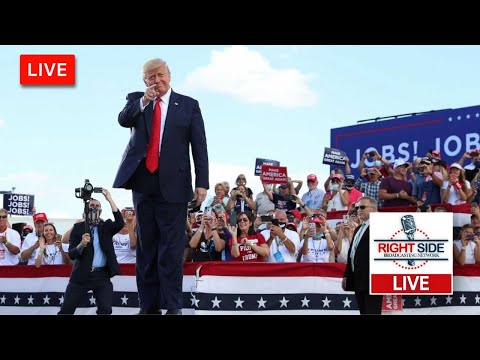 ? Watch LIVE: President Trump Holds Make America Great Again Rally in Greenville, NC 10-15-20