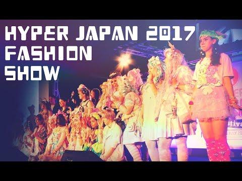 Hyper Japan Fashion Show 2017 - Dreamy Bows x Kurebayashi Harajuku Show