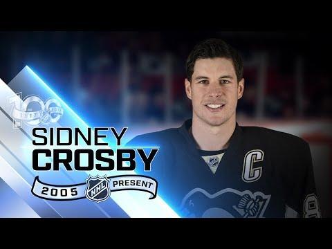 НХЛ 100: Сидни Кросби