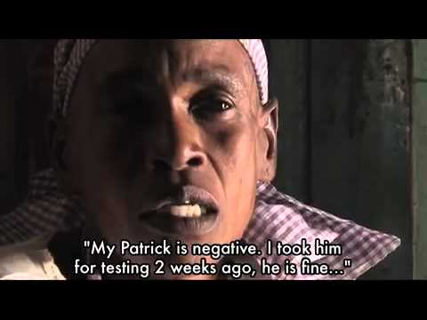 Poverty in Africa - The face of HIV and AIDS