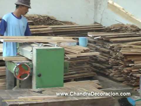Chandra proceso de fabricaci n de muebles alicante youtube for Software fabricacion de muebles